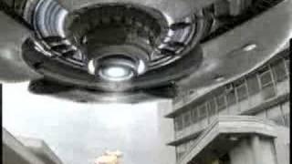 Halls UFO