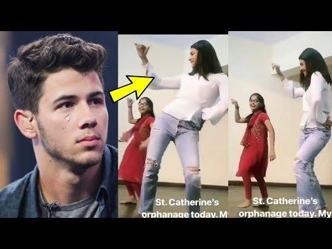 Xxx Mp4 Nick Jonas Got Emotional Whatching Priyanka Chopra Dancing With Orphans In Orphange 3gp Sex