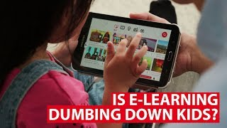 Is E-learning Dumbing Down Kids? | Why It Matters | CNA Insider