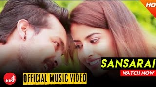 New Nepali Song 2016 || SANSARAI - Narendra Pyasi (Official Video) Ft.Pramod & Shikshya