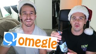 SPREADING HOLIDAY CHEER ON OMEGLE