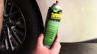 Citrol 266 vs Stoner Tarminator Removing Tar From A Car