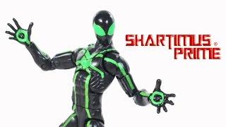 September 2016 The DEATH of Marvel Legends Big Time Let Down Spider Man Stop Motion Feature