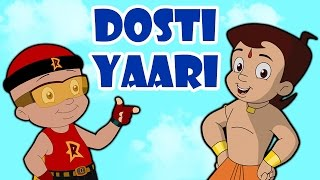 Dosti Yaari - Friendship Day Special Compilation - Mighty Raju and Chhota Bheem