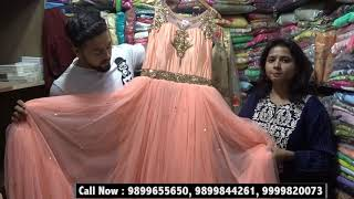 Designer Bollywood Gown, Crop Top, Suit, Kurti Manufacturer | Only High End Fashion In Retail