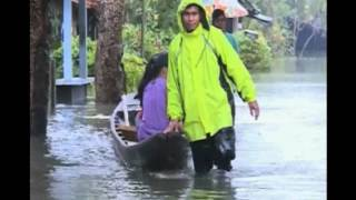Thousands still in evacuation centers in Visayas, Mindanao as floods subside
