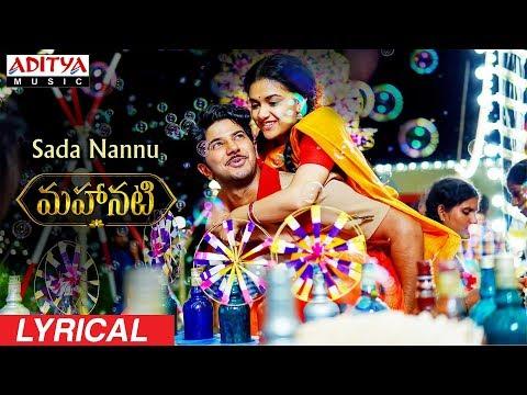 Xxx Mp4 Sada Nannu Lyrical Mahanati Songs Keerthy Suresh Dulquer Samantha Vijay Devarakonda 3gp Sex