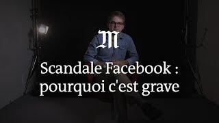 Affaire Cambridge Analytica : pourquoi c'est grave pour Facebook et ses utilisateurs