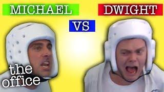 Michael Vs Dwight - The Office US