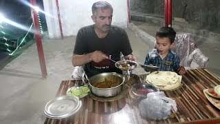 Cherry Fruit is An Important Component Of Iftar Here In Gilgit Baltistan || Ramadan Iftar Vlog
