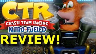 Was I WRONG About Crash Team Racing Nitro-Fueled? - Review