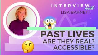 Ep 131 Sivana Podcast: Past Lives - Are They Real? Should We Dig Deeper? w/ Lisa Barnett
