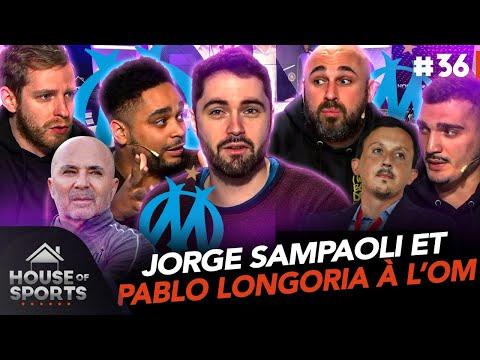 l OM les arrivés de Jorge Sampaoli et Pablo Longoria au club � House of Sports 36