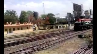 9313 INDORE - PATNA EXPRESS BY ANAS KHAN (FIRST VIDEO)