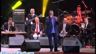 جورج وسوف - معندكش فكره + اي دمعه حزن -  2009 Mawazen Festival - Moroco