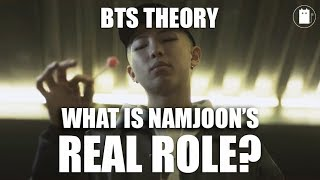 BTS THEORY: WHAT IS NAMJOON'S REAL ROLE?