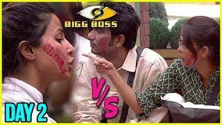 Hina Khan Vs Jyoti Kumari | Bigg Boss 11 Day 2 | 3rd October 2017 Full Episode Update