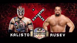 WWE Extreme Rules 2016 Matches | Extreme Rules 2016 Match Card