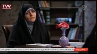 نیمه پنهان ماه | گفتگو با همسر شهید سوداگر