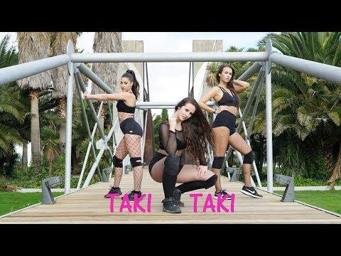 TAKI TAKI- DJ Snake ft.Selena Gomez,Ozuna,Cardi B / Natalisestas TWERK Choreography