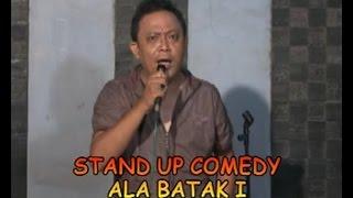 Edwin Samosir - Stand Up Comedy Ala Batak 1 - (Sibahen Mekkel Vol. 5)