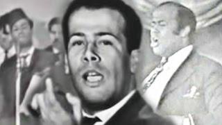 سيد الملاح: تقليد الفنانين فريد الأطرش - وديع الصافي - عبد المطلب