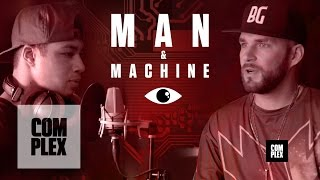 Man & Machine: Beatboxer Marcus Perez and Producer Styles Makes Insane Beats With His Mouth