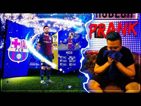 Xxx Mp4 FIFA 18 Messi TOTS PRANK An TIMO 😂😱 Best Of TOTS Pack Opening 🔥 3gp Sex