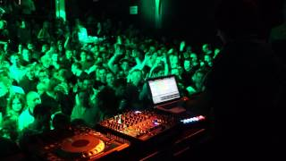 Guy J - Live @ Cinema Hall Budapest 3rd Birthday Party (14-12-2013) Part 1