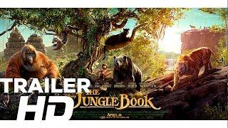 EL LIBRO DE LA SELVA:THE JUNGLE BOOK - Trailer HD Español