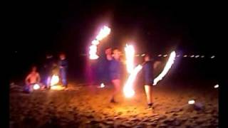 Fire Show Sopot 2010