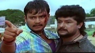 Darshan Fight Scene | Kalasipalya | Kannada Film