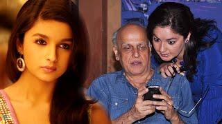 Pooja Bhatt Reveals She Is Alia Bhatt's Mother | SHOCKING