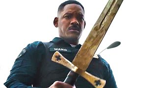 ★ WILL SMITH + MONSTERS = Bright Trailer! [FANTASY]