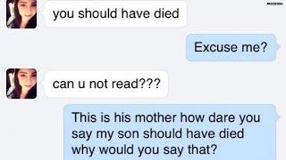 Teen told he