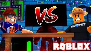 FINDING OUT WHO IS THE BEST?! -- ROBLOX FLEE THE FACILITY COMPETITION! (BigB Vs NightFoxx)