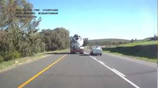 Bad Driving - Durbanville Road, Durbanville Hills, Durbanville