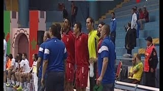 مباراة الاهلي vs ريد ستار    دور الـ 8 بطولة افريقيا لابطال الكئوس لكرة اليد ( رجال )