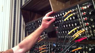 Modular Synth Basics