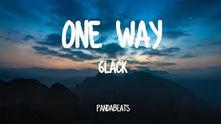 6LACK - One Way (feat. T-Pain)