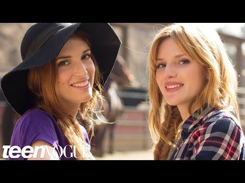 Xxx Mp4 Horseback Riding With Bella Thorne And Her Sister Dani – Besties – Teen Vogue 3gp Sex