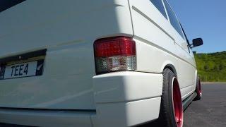 VW Transporter T4 1.8 20V Turbo