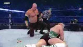Friday Night Smackdown! 9/4/09 - Kane & Mike Knox vs. Finlay & The Great Khali [Part 2/2]