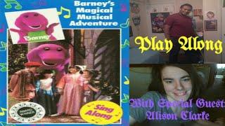 Barney's Magical Musical Adventure Play Along Shot (Redone)