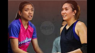 Alyssa Valdez, Aby Marano lead show of support by top stars in PH tryouts