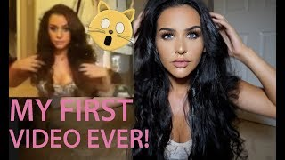 RECREATING MY FIRST EVER VIDEO 6 YEARS LATER! Carli Bybel