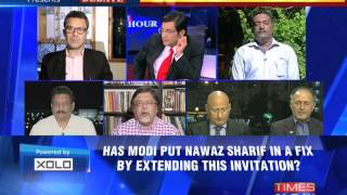 The NewsDebate: Can Nawaz Sharif opt out? Part 2 (22nd May 2014)