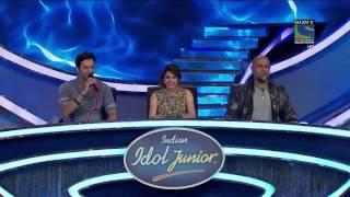 Indian Idol Junior 2015 – Meet Top 13 Juniors