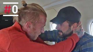 La Huida: Roberto y Toño, atrapados en el aeródromo | #0