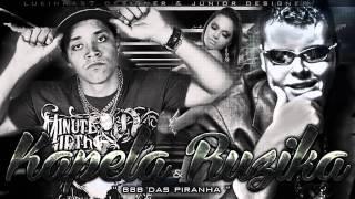MC KAPELA MK E MC RUZIKA  - BBB DAS PIRANHAS ( DJ JORGIN MIX ) LANÇAMENTO 2013